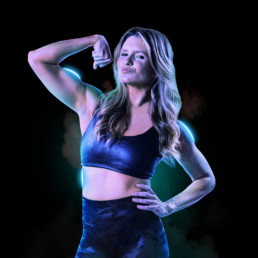 BMF Trainer, Crystal Bundny