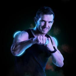 BMF Trainer, Ethan Marine